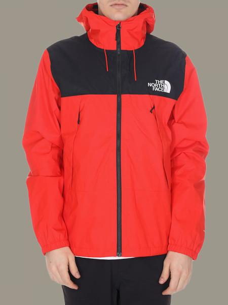 Giubbotto The North Face con cappuccio e zip