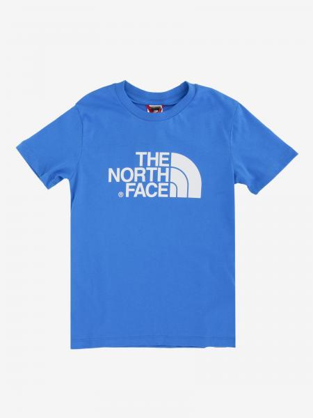 The North Face T-Shirt mit Logo-Print