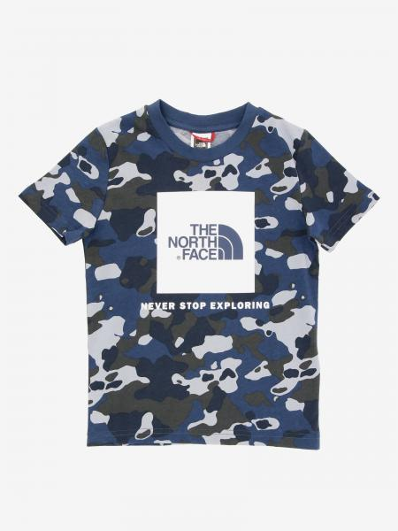 T-shirt The North Face con stampa logo