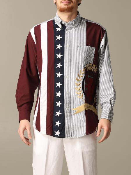 Рубашка Мужское Tommy Hilfiger