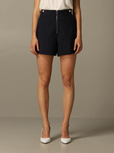 Shorts Hcw tailored Tommy Hilfiger a righe