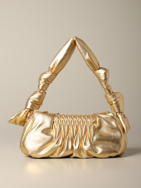 Miu Miu shoulder bag in laminated leather