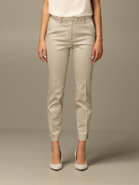 Trousers women Michael Coal