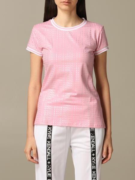 T-shirt women Kendall + Kylie