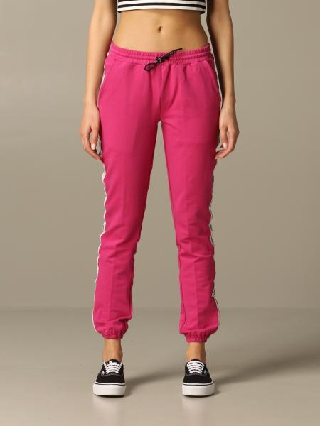 Pantalon de jogging Kendall + Kylie avec bandes logo