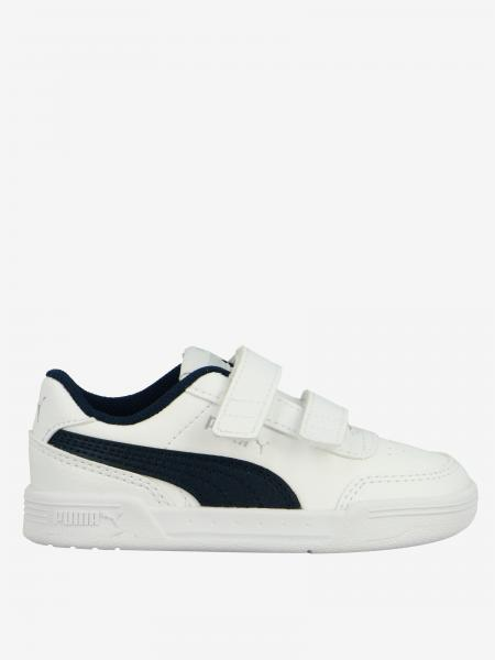 Sneakers Caracall Puma in pelle con logo