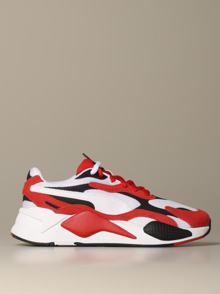 Sneakers Rs x super Puma in suede e mesh