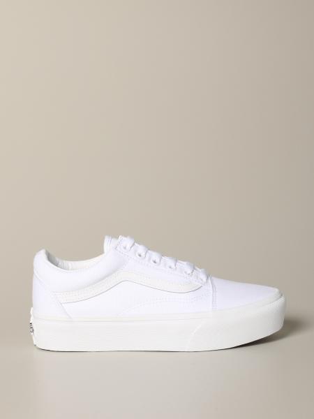 Обувь Женское Vans