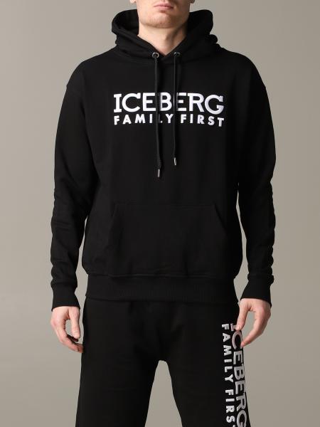 Толстовка Мужское Iceberg