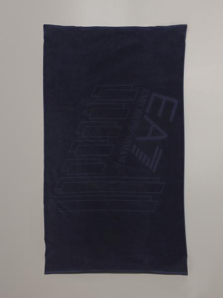 Beach towel men Ea7 Swimwear