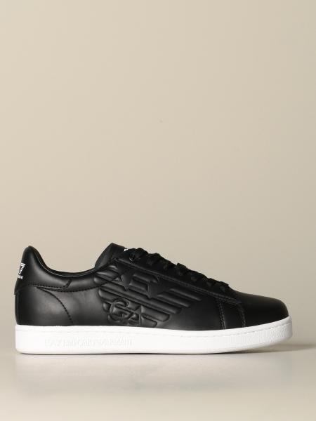 Sneakers EA7 in pelle