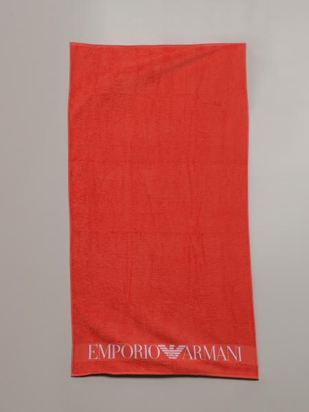Toalla de baño hombre E.armani Swimwear