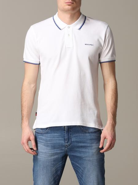 Polo shirt men Woolrich