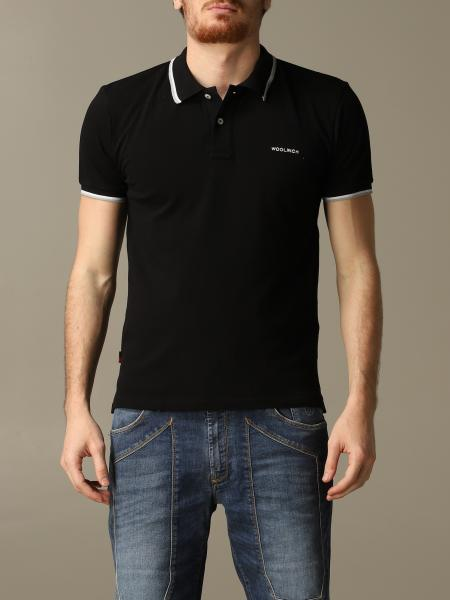 Polo homme Woolrich
