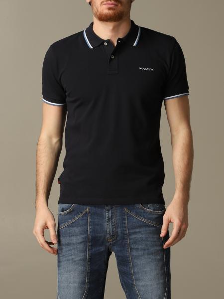 Woolrich men: Polo shirt men Woolrich