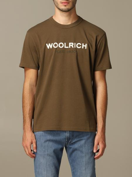 T-shirt homme Woolrich