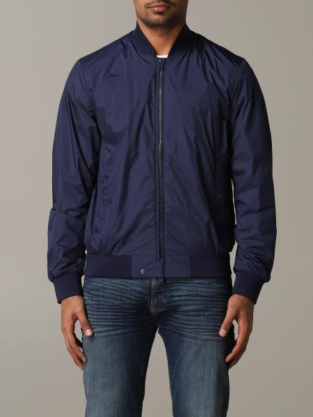 Bomber Woolrich in nylon