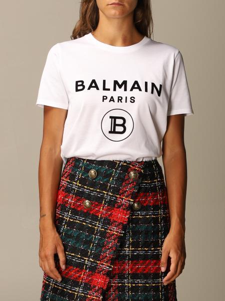 Camiseta mujer Balmain