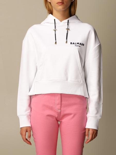 Sweatshirt women Balmain