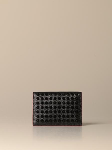 Christian Louboutin Sfinos wallet with studs