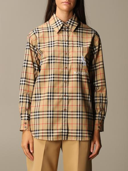 Camisa mujer Burberry