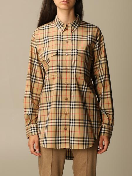Shirt women Burberry