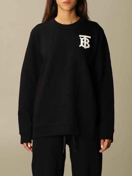 Sweatshirt damen Burberry