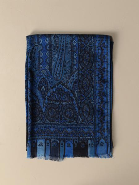 Etro scarf with Paisley print