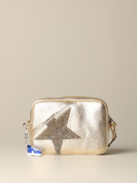 Golden Goose Star bag in laminated leather