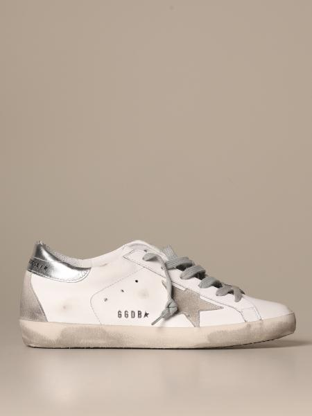 Golden Goose Superstar classic leather sneakers