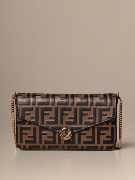 Shoulder bag women Fendi