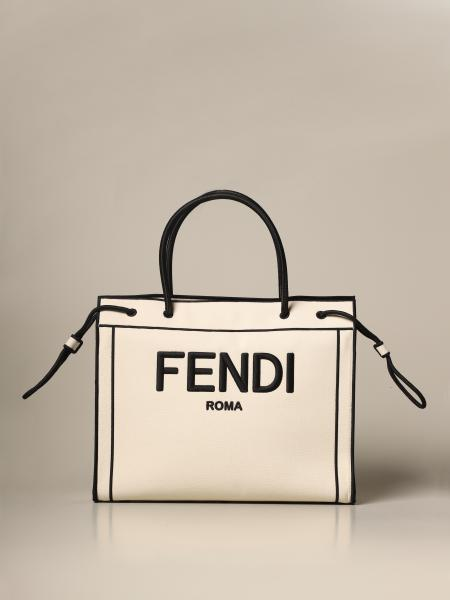 Bolso de hombro mujer Fendi