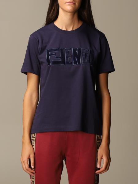 T-shirt women Fendi
