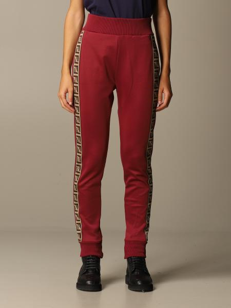 Trousers women Fendi