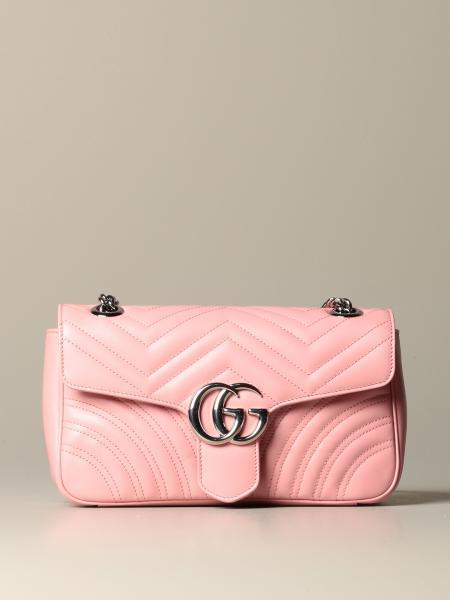 Marmont Gucci 小号皮革手袋