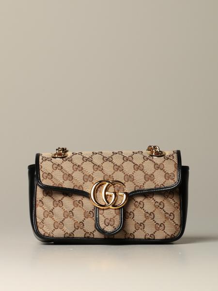 GG Marmont Gucci original 斜挎包