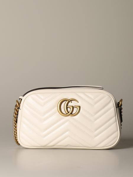Marmont bag Gucci camera bag in quilted leather