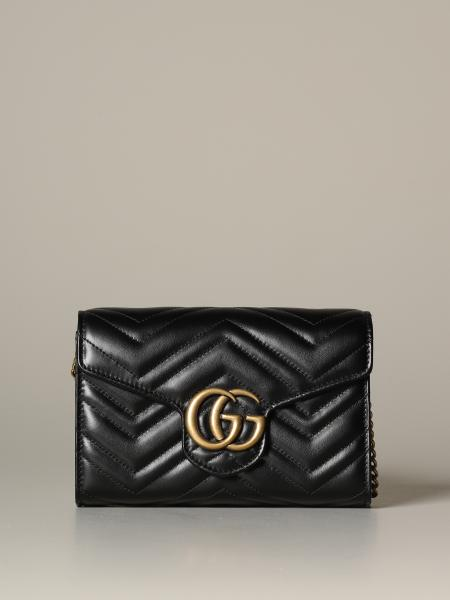 Marmont Gucci 绗缝皮革迷你包