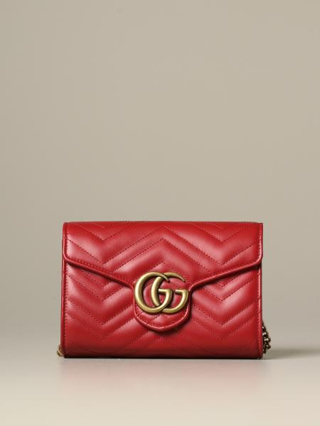 Gucci mini Marmont bag in quilted leather