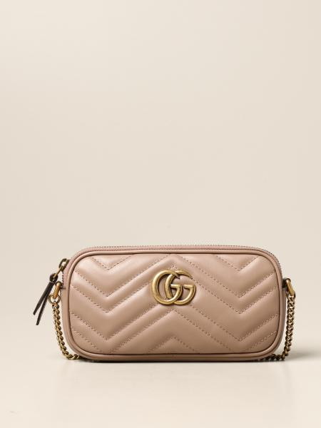 Gucci Marmont shoulder bag in quilted leather