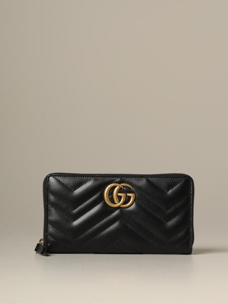 Marmont Gucci 马德拉塞皮革钱包