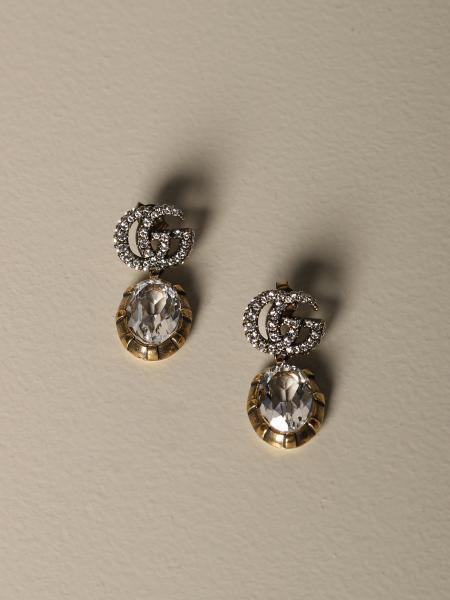 Gucci 水晶耳环