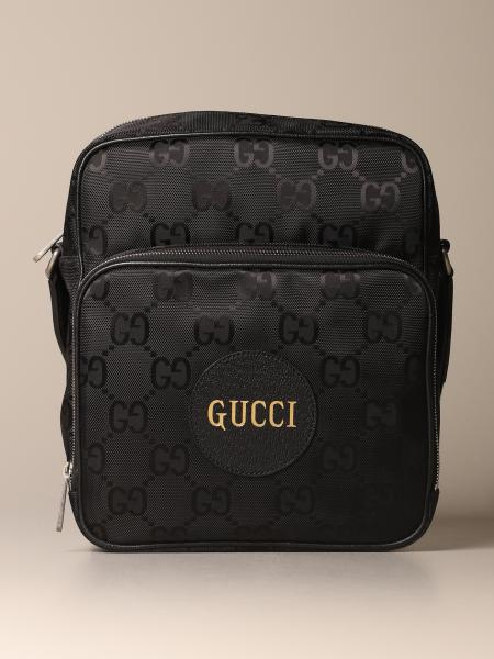 Gucci Off the Grid messenger bag in GG Supreme nylon