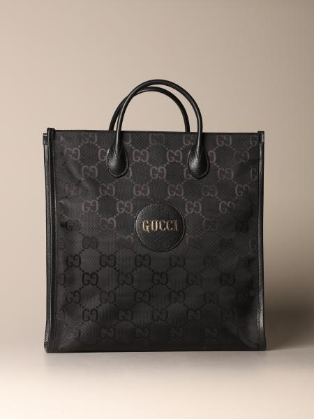 Borsa shopping Off The Grid Gucci in nylon GG Supreme
