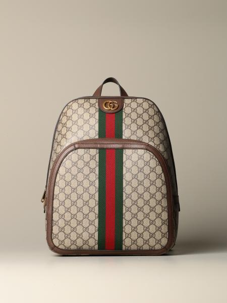 Zaino Ophidia Gucci GG Supreme