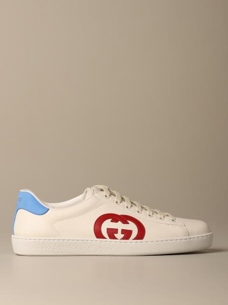 Gucci Ace sneakers with GG logo