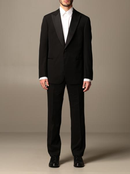 Giorgio Armani: Giorgio Armani tuxedo suit in virgin wool