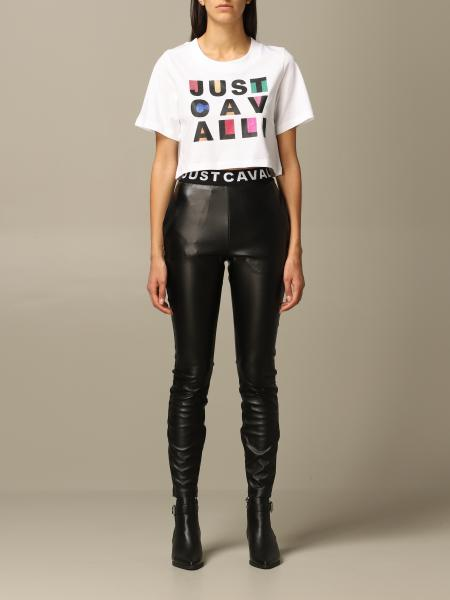 T-shirt women Just Cavalli