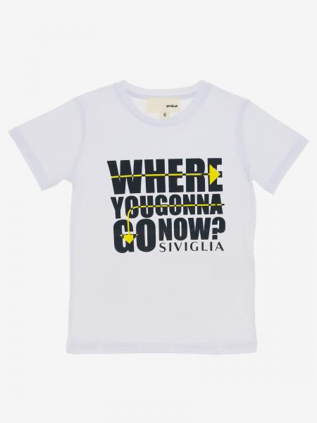T-shirt enfant Siviglia