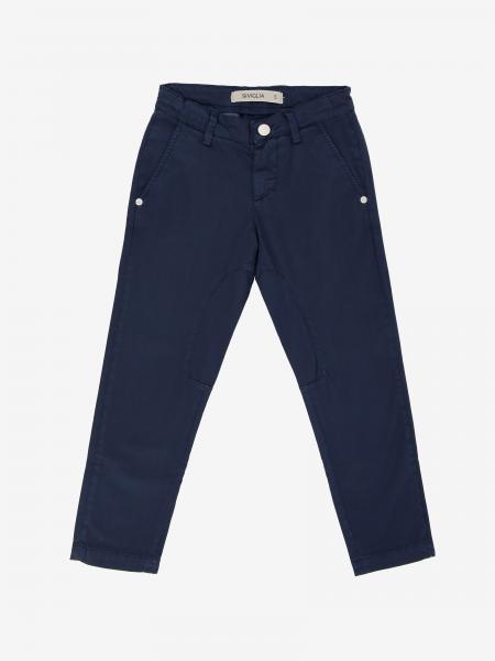 Pantalon Siviglia en popeline